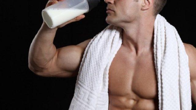 При правильном режиме приема BCAA и рациональных физических нагрузках, удается увеличить выработку тестостерона