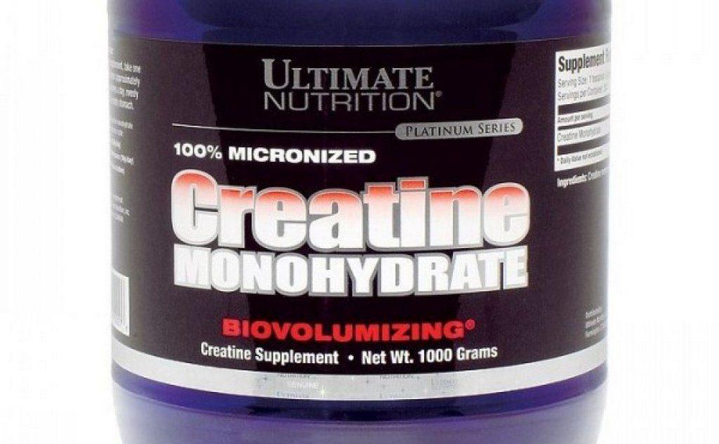 Креатин Ultimate Nutrition Creatine Monohydrate