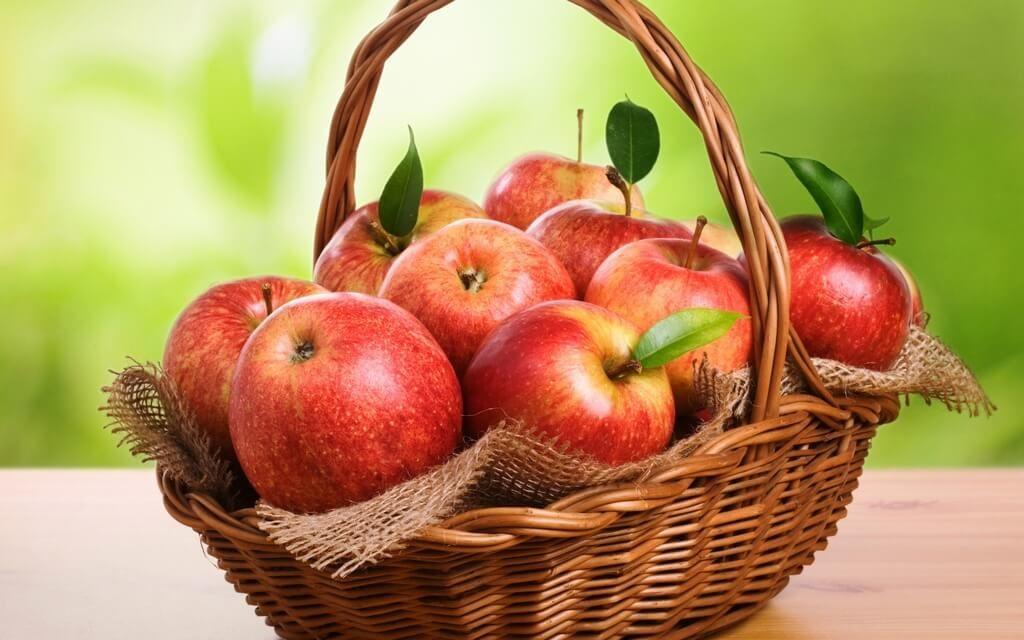 Яблоки могут сжигать жир