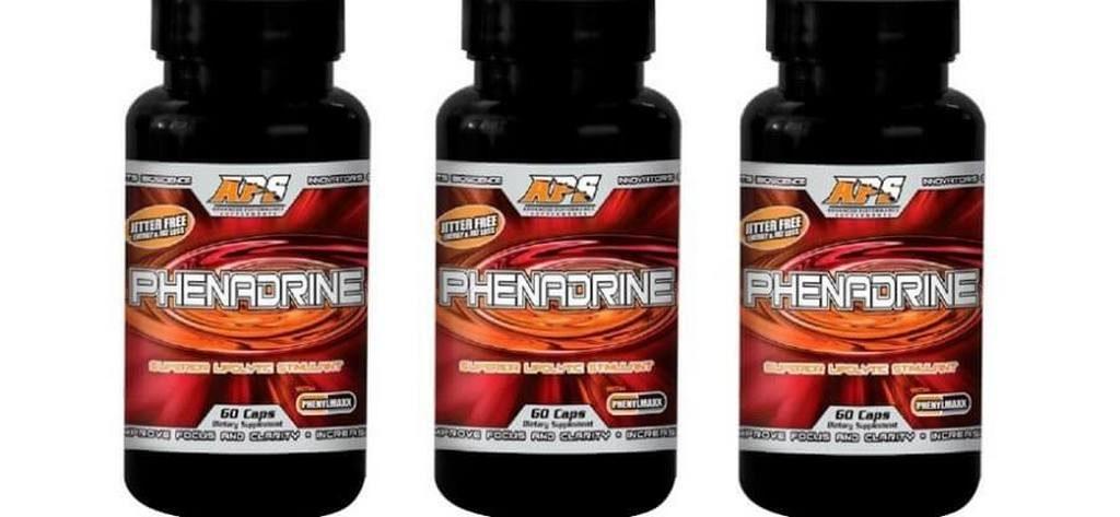 Жиросжигатель Phenadrine