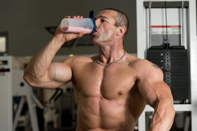 Хорош протеин и по завершении тренировки