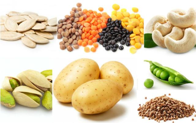 Чтобы избежать дефицита требуется знать, какие продукты содержат аминокислоты