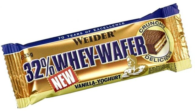 Качественный, вкусный, полезный и эффективный протеиновый продукт от компании Weider