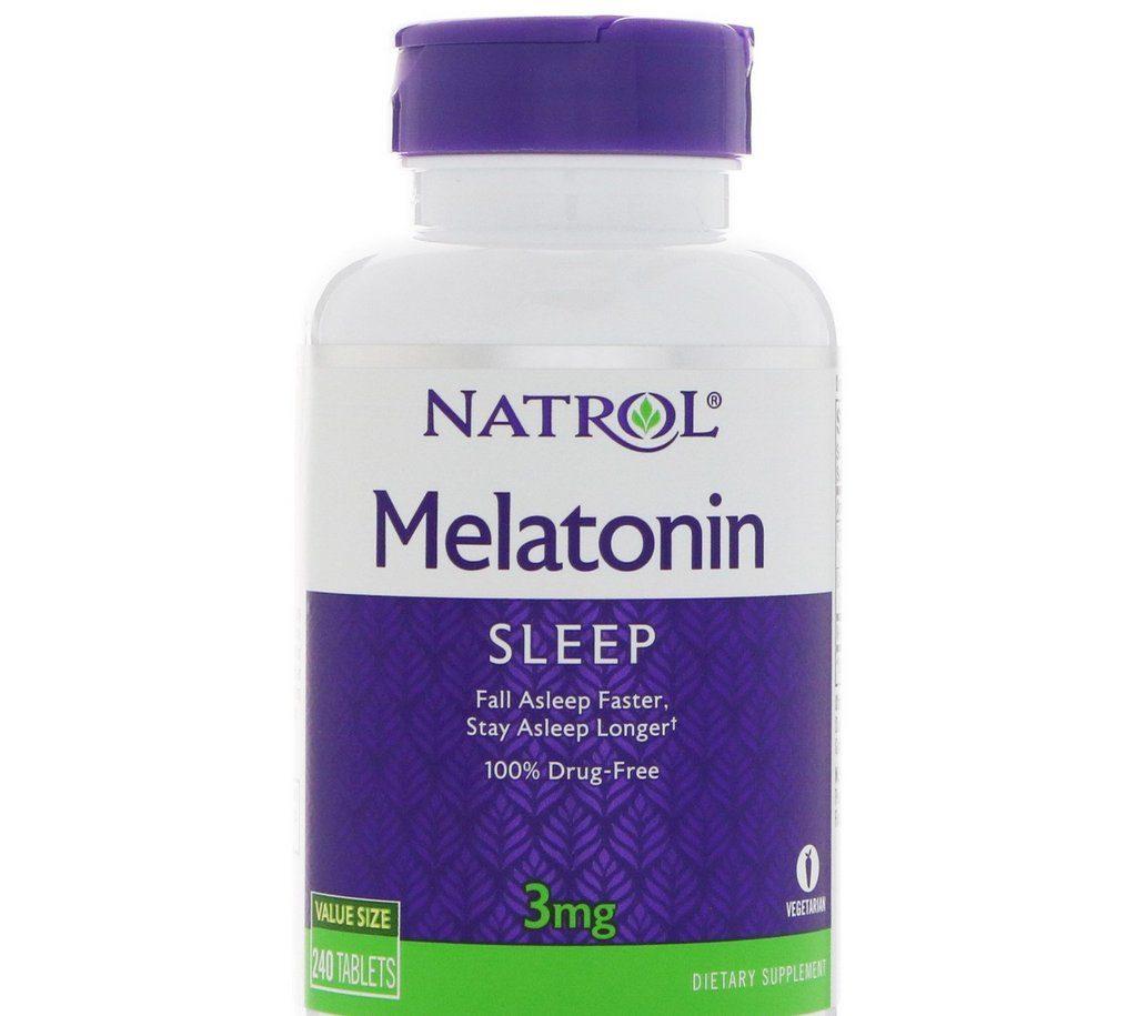 Мелатонин замедляет процесс старения