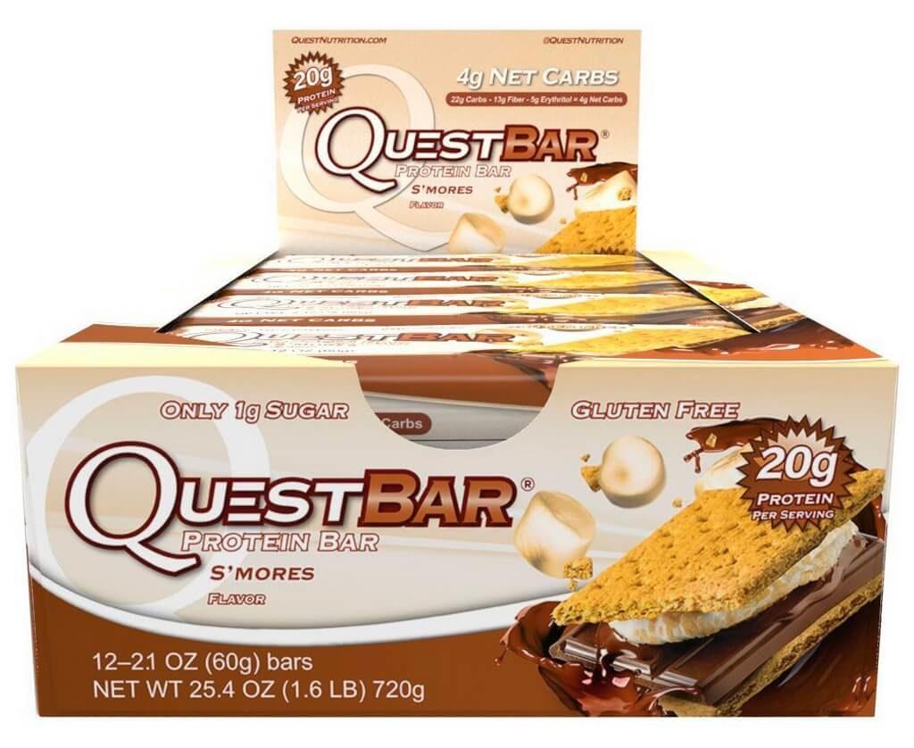 Протеиновые батончики Quest Bar