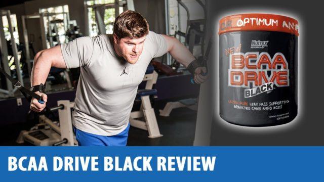 Комплекс nutrex bcaa drive black – отличный вариант для спортсменов, которые ценят свое здоровье и стараются во всем достигнуть высоких результатов