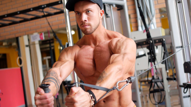 Используя различные методы тренировок, атлет способен добиться мышечной гипертрофии