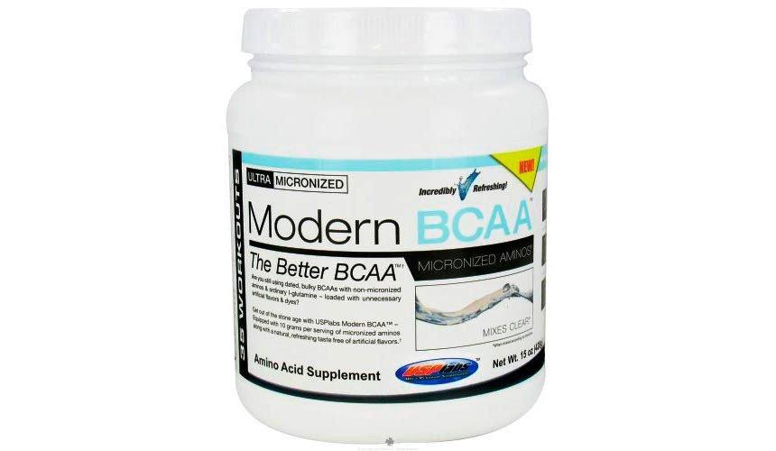 Прием Modern BCAA