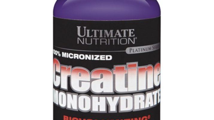 Креатин Ultimate Nutrition