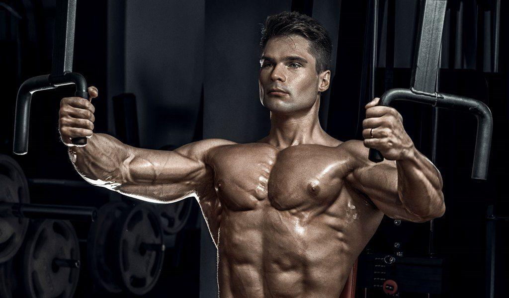 Рельефность мышц