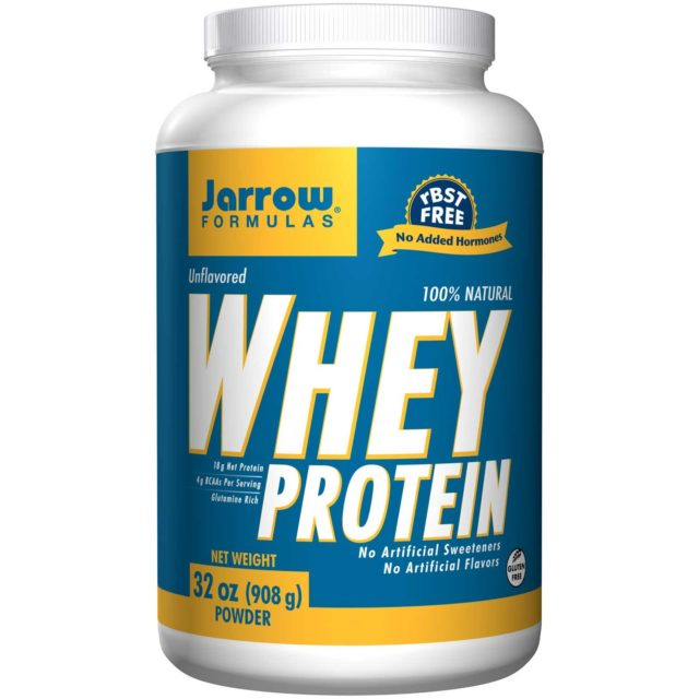 Желательно покупать чистый протеин, в котором отсутствуют животные составляющие
