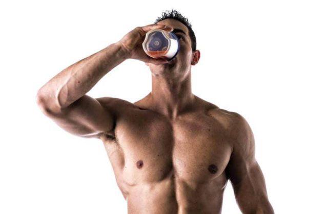 Если вы хотите набрать мышечную массу, то в достижении данной цели максимально быстро поможет именно периодический прием протеина