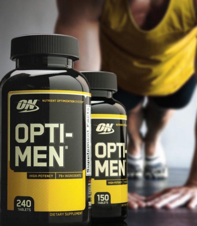 Уникальный комплекс opti men – уникальный продукт, представляющий собой набор всех минералов и витаминов так необходимых мужскому полу