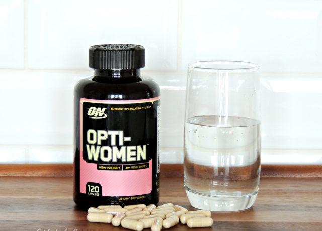 Добавка Opti-Women пользуется заслуженной популярностью во всем мире