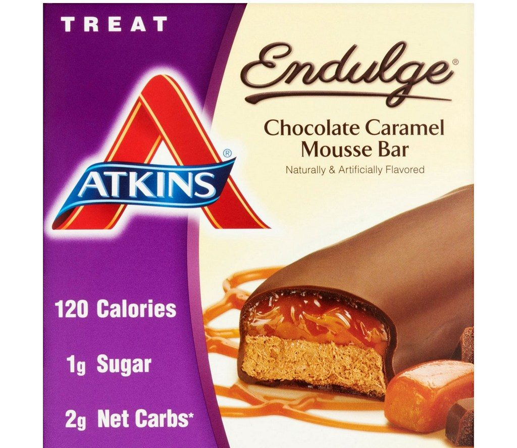 Батончики Atkins Endulge