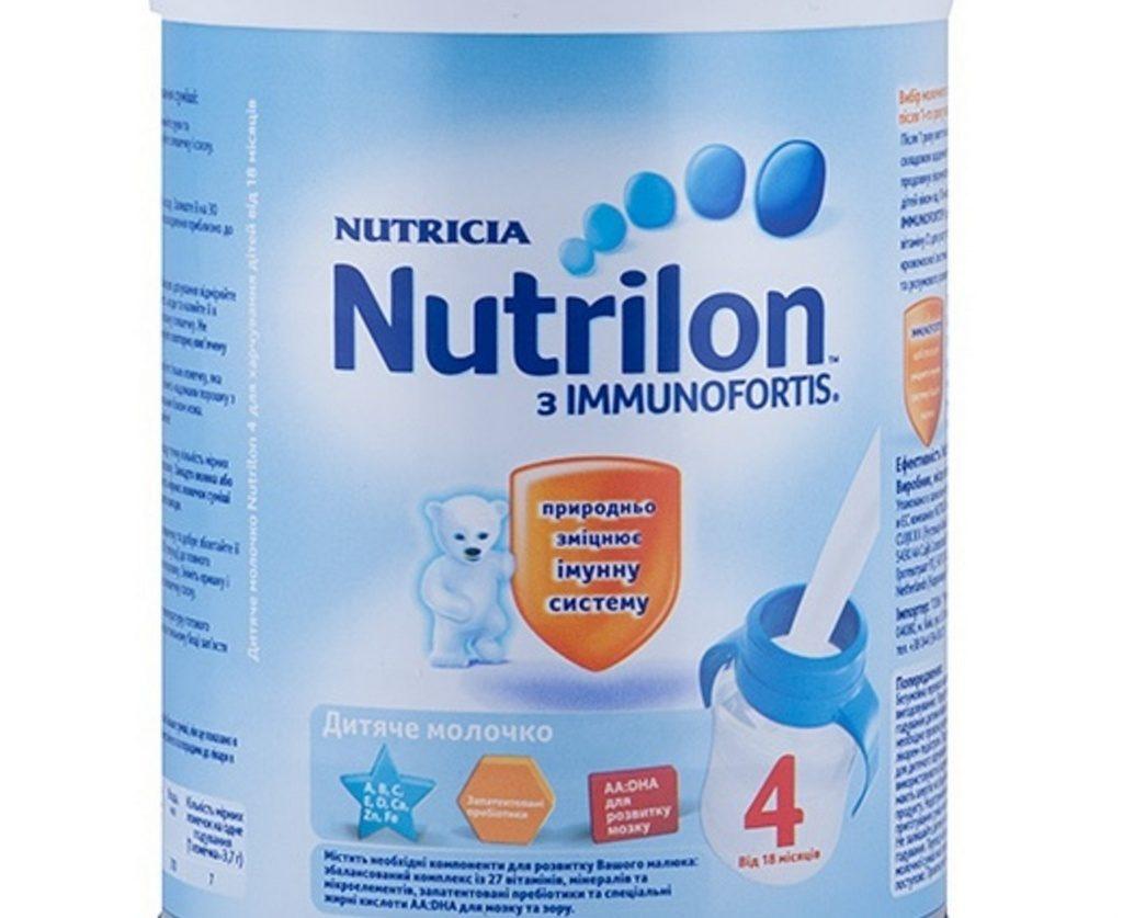 Сухое молоко Нутриция Нутрилон