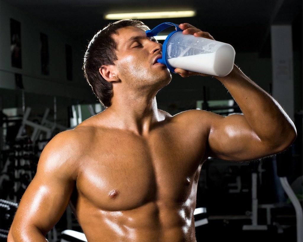 Прием протеина