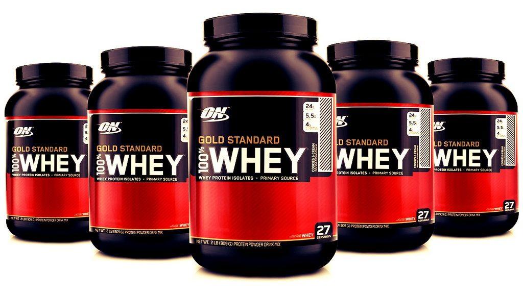 Протеин – это смесь спортивного питания