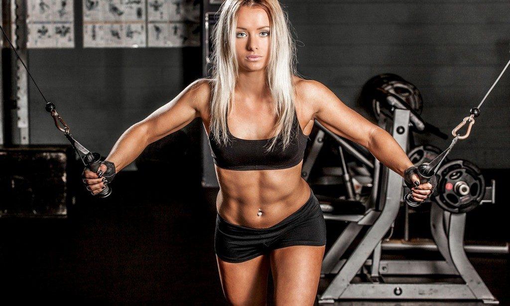 Протеин дает увеличение массы мышц