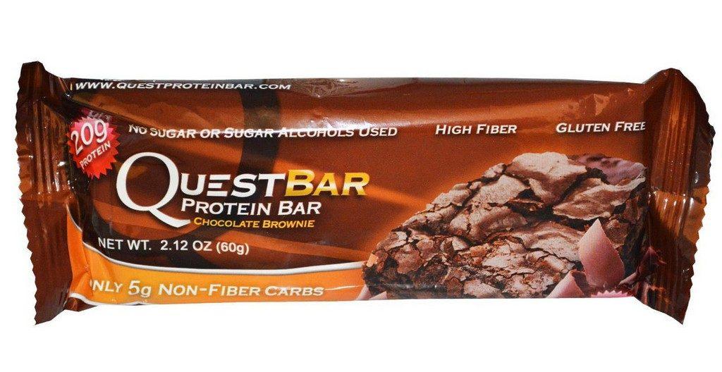 Батончики Quest Bar