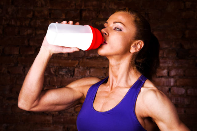 Данная спортивная добавка быстро пополнит ваши энергетические запасы после тяжелых физических нагрузок