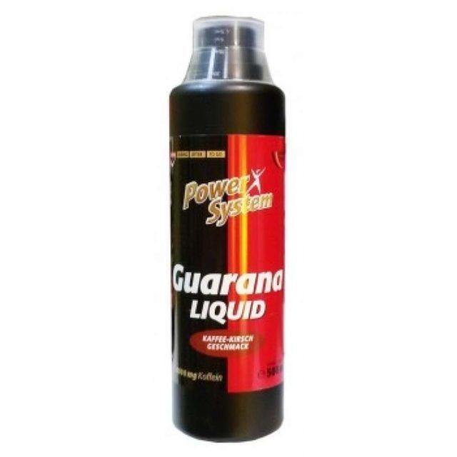Можно выделить один весьма эффективный комплекс – guarana liquid от компании power system