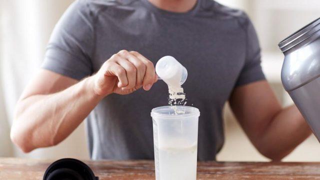 Спортсмены, которые принимали этот гейнер, рекомендуют размешивать добавку с молоком – для лучшего вкуса