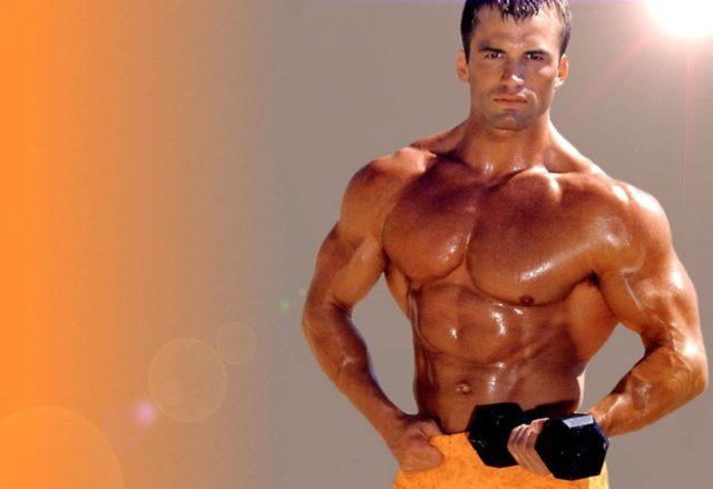 Химия для роста мышечной массы без вреда для здоровья